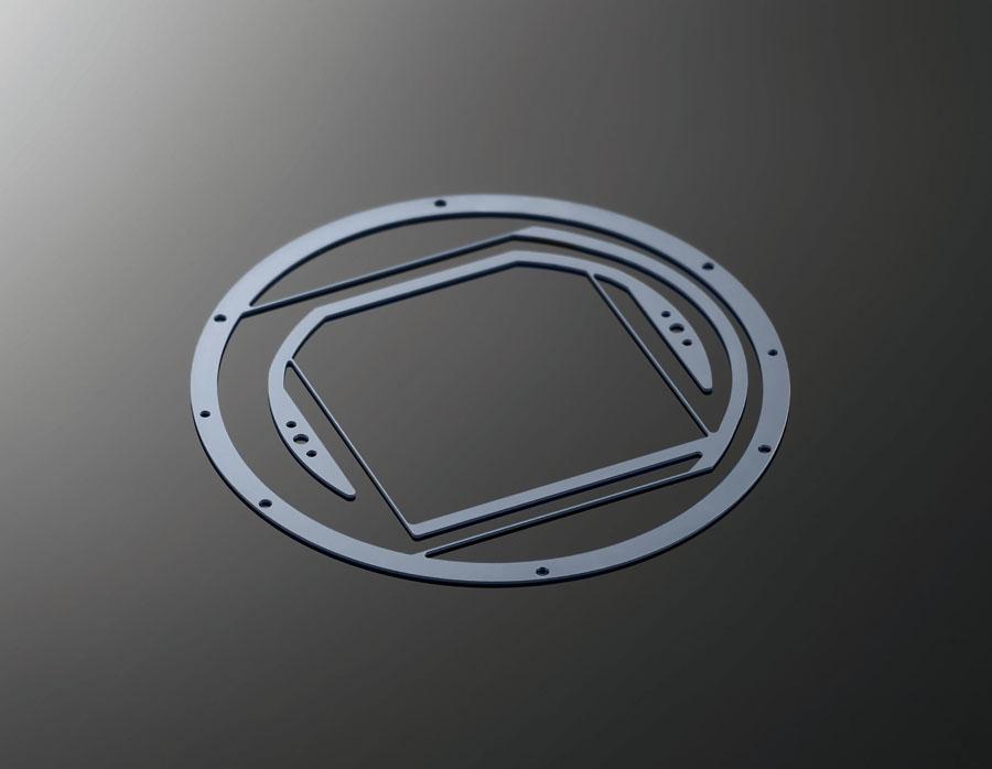 """Dieser flexible Rahmen ist Teil des neuen """"Grinder""""-Aufzugssystems"""