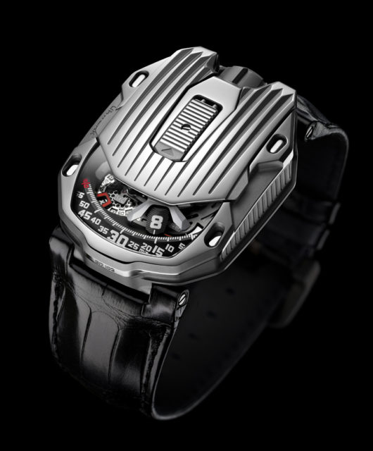 Urwerk: UR-106 CT Streamliner