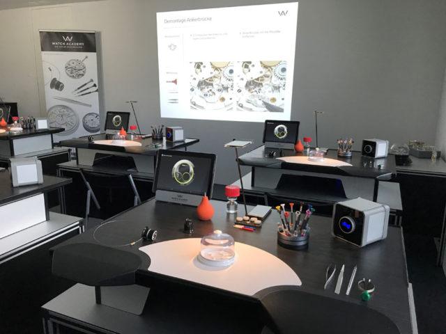 Watch Academy: Seminarraum in Egnach
