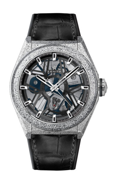Zenith: Defy Lab Black