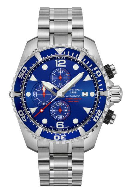 Certina: DS Action Diver Chronograph