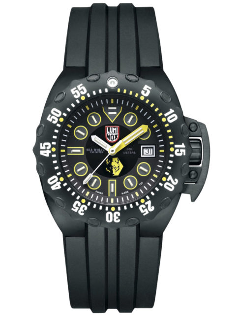 Luminox: Scott Cassell Deep Dive Automatic Special Edition