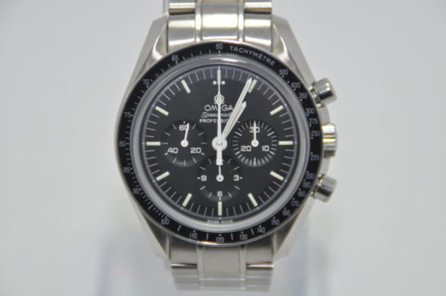 Omega: Speedmaster Professional Moon Watch