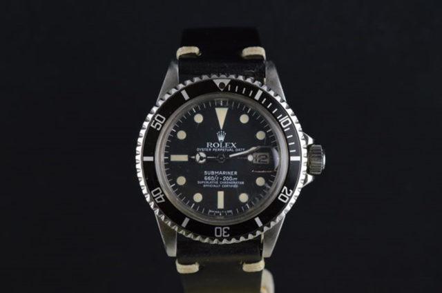 Rolex: Submariner 1680