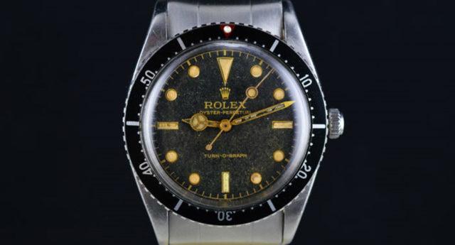 Rolex: TurnoGraph 6202