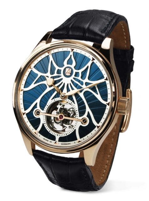 "Alexander Shorokhov: Tourbillon ""Tomorrow"""
