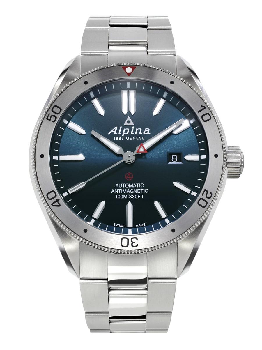 Alpina Alpiner 4 Automatic AL 525NS5AQ6B