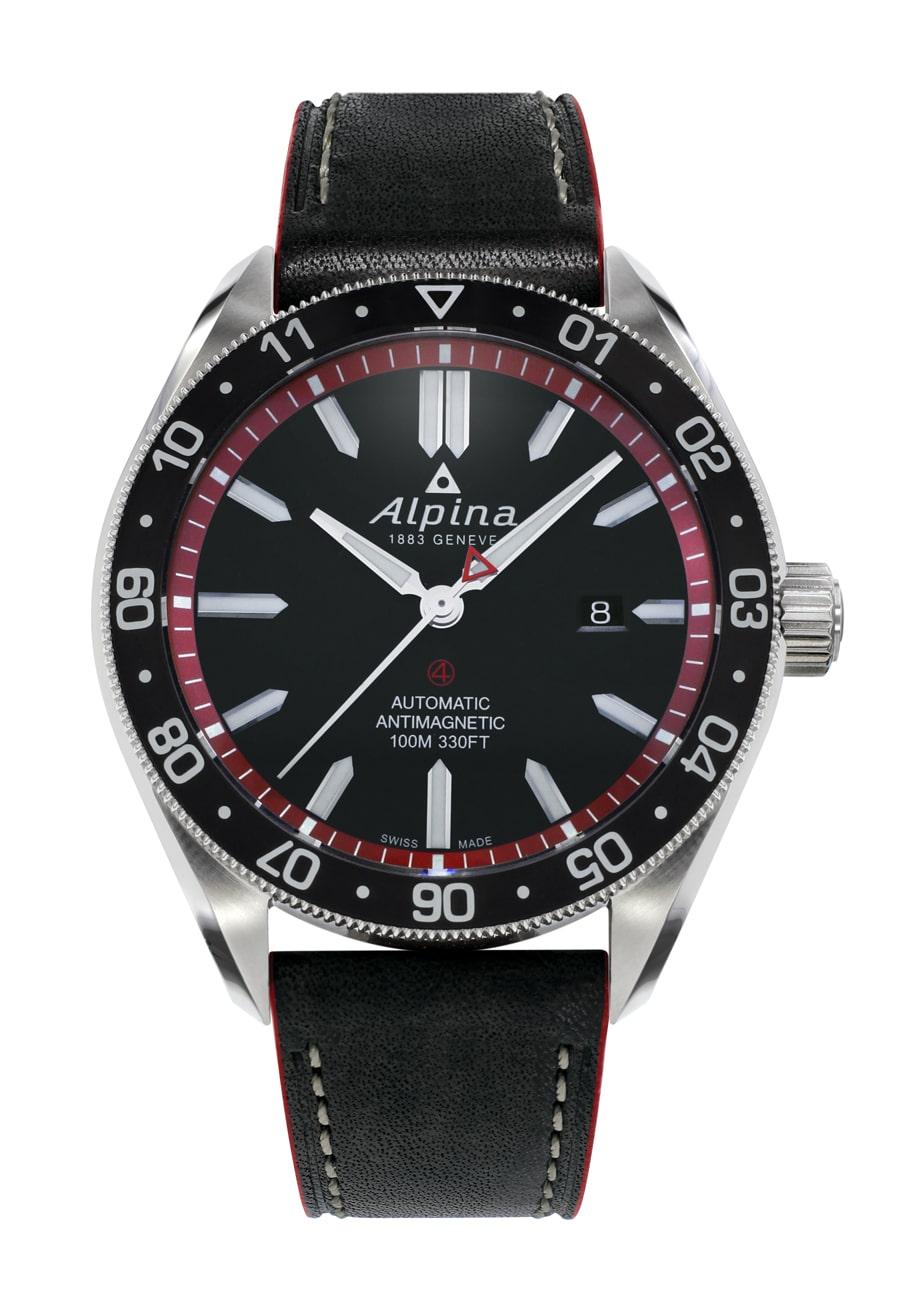 Alpina Alpiner 4 Automatic AL 525BR5AQ6