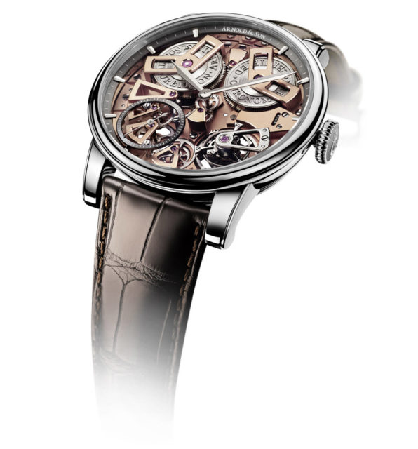 Arnold & Son: Tourbillon Chronometer No. 36