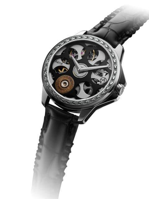 Artya: Russian Roulette Desert Eagle Engraved