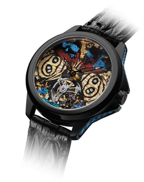 Artya: Son of Earth Butterfly Pasionaria Tourbillon