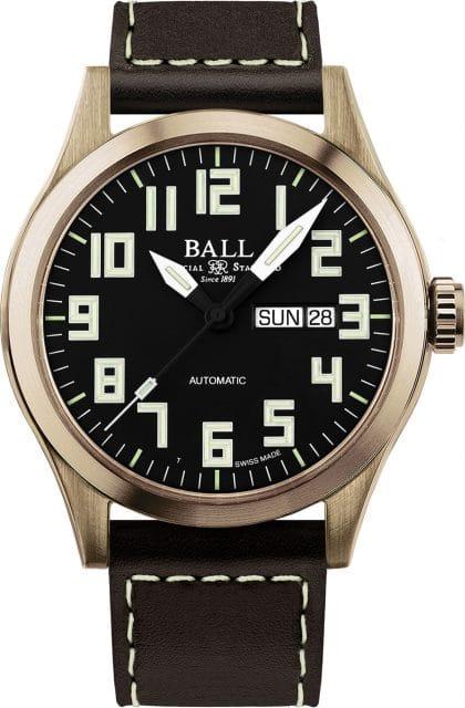 Ball Watch: Engineer III Bronze Star
