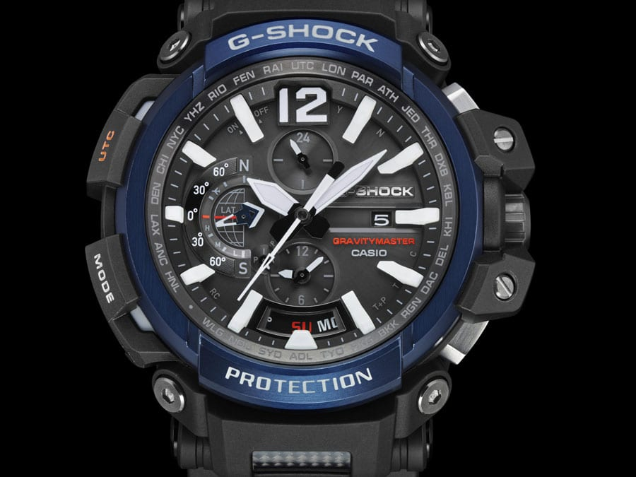 Casio G-Shock: GPW-2000