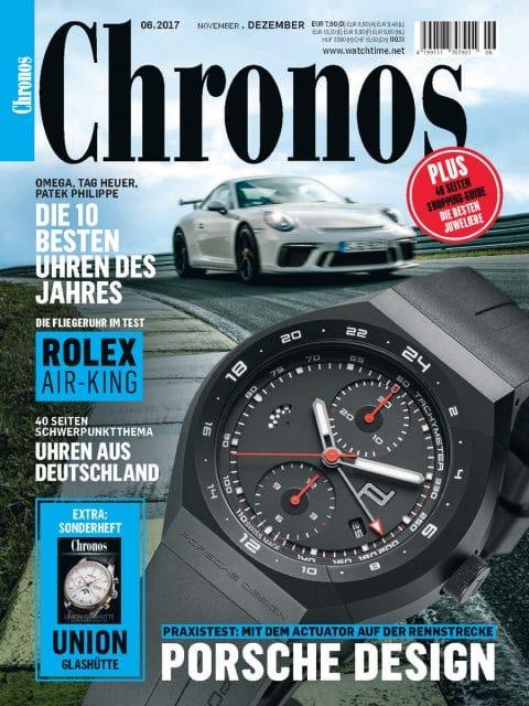 Chronos 06.2017 mit Deutschland-Themenschwerpunkt