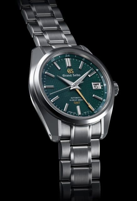 Grand Seiko Hi-beat 36.000 GMT limited SBGJ227