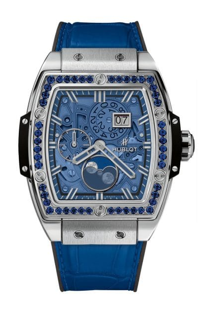 Hublot: Spirit of Big Bang Moonphase