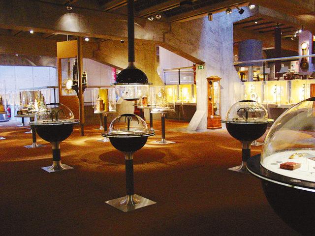 Internationales Uhrenmuseum, La Chaux-de-Fonds