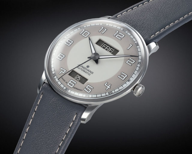 Junghans: Meister Driver Day Date