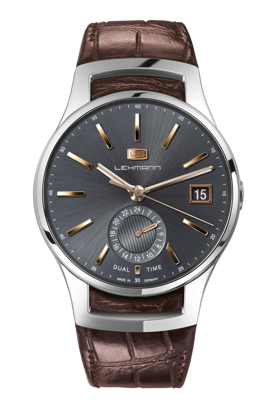 Lehmann Schramberg: Intemporal Dual Time