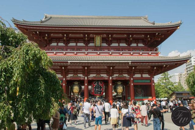 Leserreise Grand Seiko in Japan 2017: Besichtigung eines Tempels