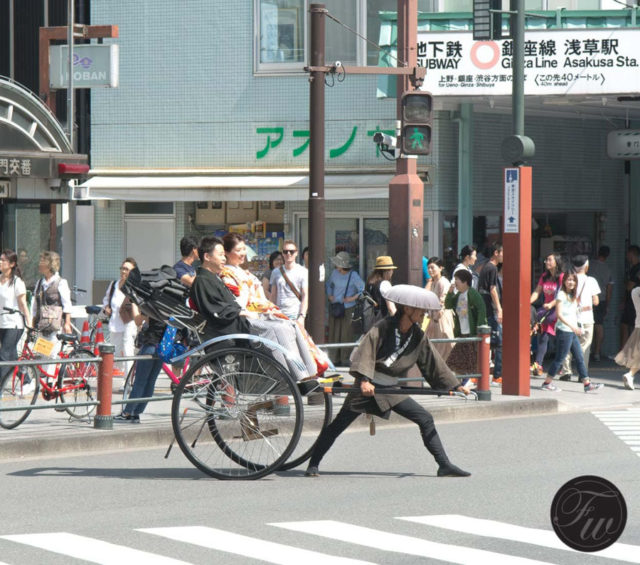 Leserreise Grand Seiko in Japan 2017: Sightseeing in Tokyo