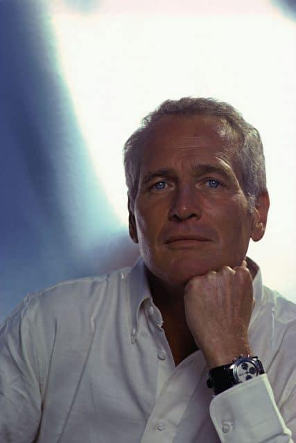 Paul Newman und seine Rolex Daytona