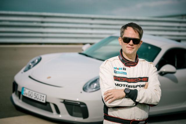 Der Porsche Design Monobloc Actuator 911 vor seiner Bewährungsprobe
