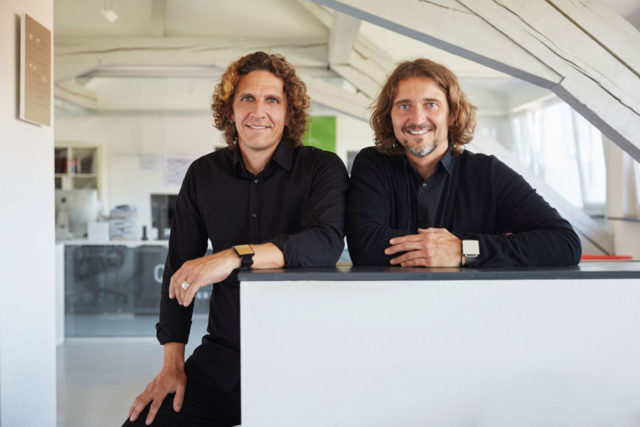 Marco Biegert und Andreas Funk