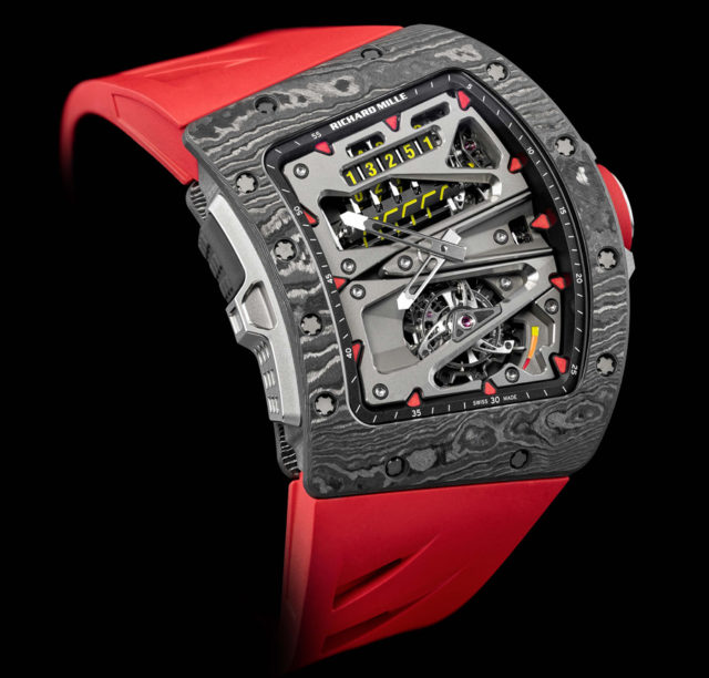 Richard Mille: RM 70-01 Tourbillon Alain Prost