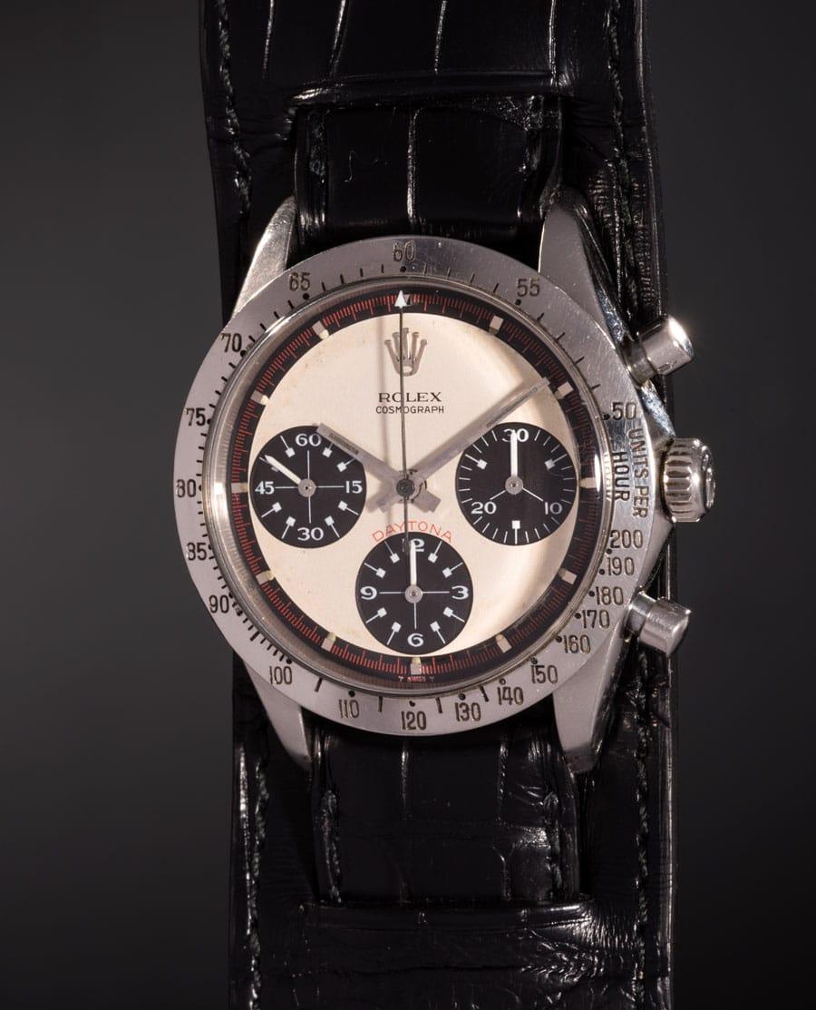 Rolex Daytona Paul Newman ist teuerste Uhr der Welt