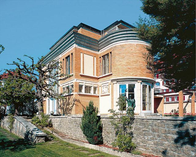 Die Villa Turque in La Chaux-de-Fonds