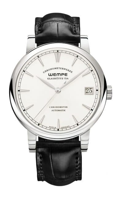Wempe: Chronometerwerke Automatik