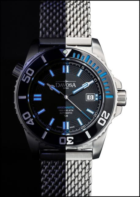 Davosa: Argonautic Lumis Colour Automatic