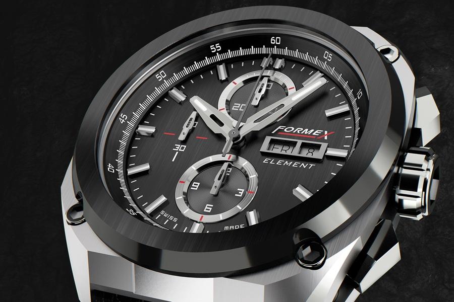 Formex Swiss Watches: Element-Kollektion
