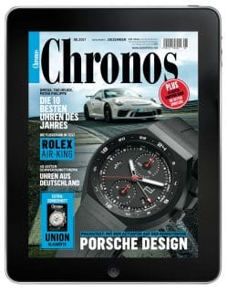 iPad Chronos 06/2017