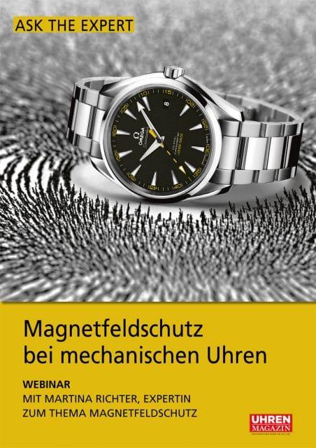 Ask the Expert: Magnetfeldschutz bei mechanischen Uhren