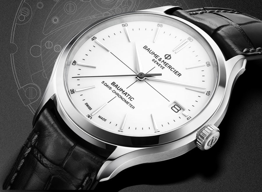 Baume & Mercier: Clifton Baumatic