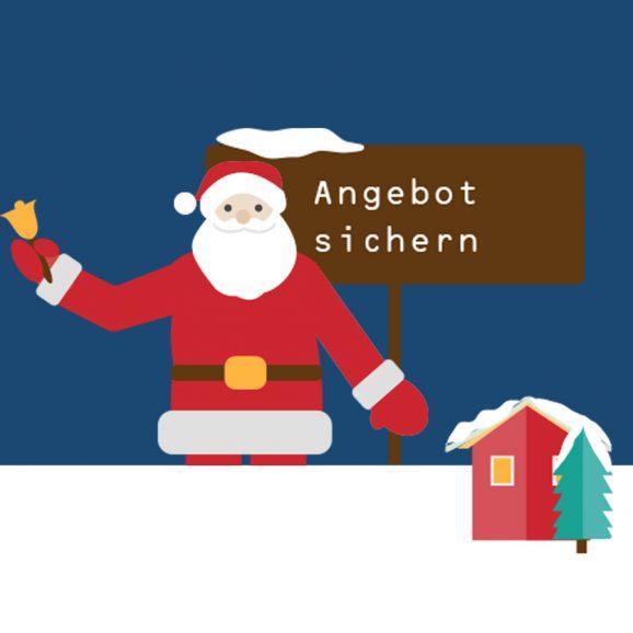 Weihnachtsaktion 2017: Chronos und UHREN-MAGAZIN