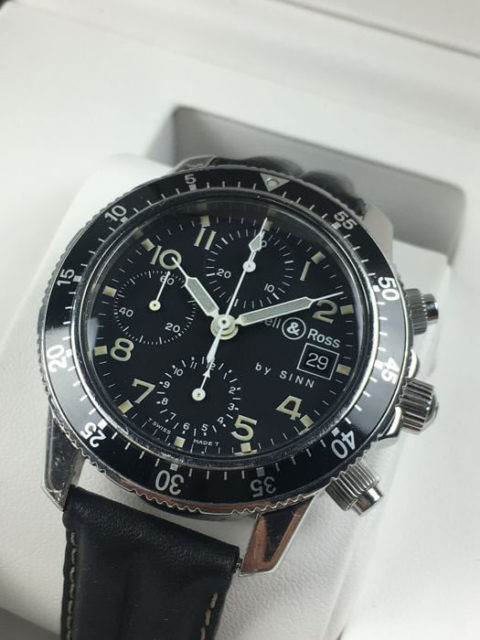 Bell & Ross by Sinn Chronograph