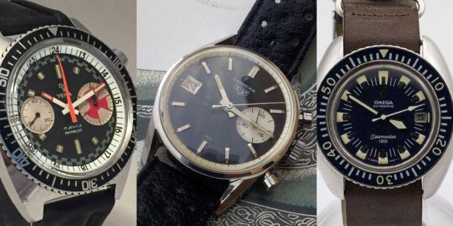 Auktionen auf Catawiki: Yema, Omega, Heuer