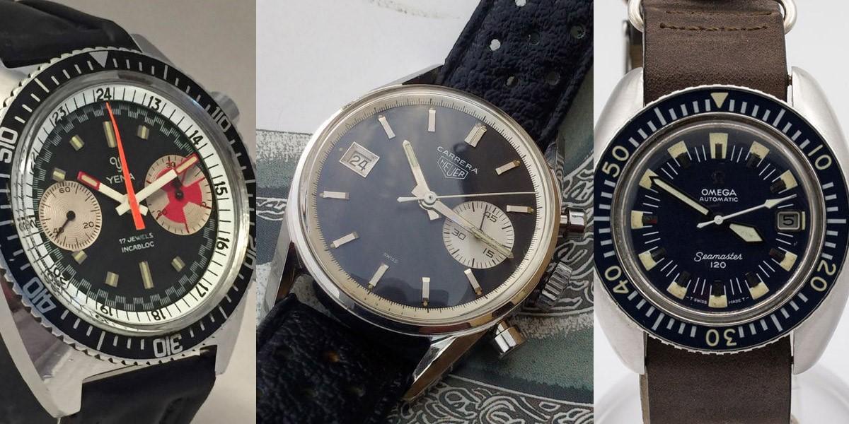6d562410596 Die Redaktion empfiehlt: 3 besondere Uhren auf Catawiki | Watchtime.net
