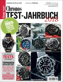 Chronos Test-Jahrbuch 2018