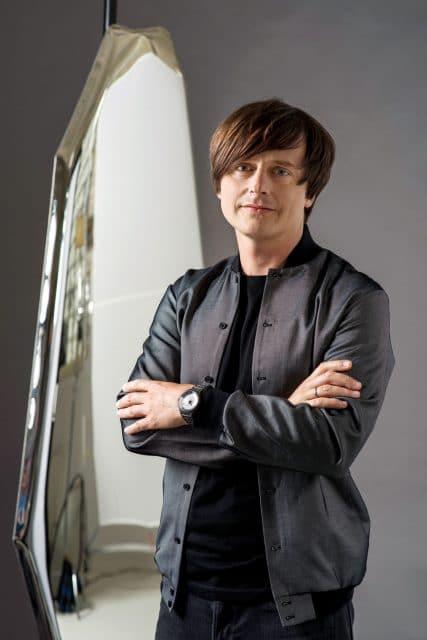 Oskar Zieta gestaltete für Rado die True Face