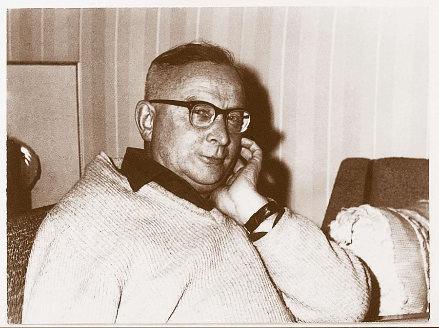 Tutima-Gründer Ernst Kurtz