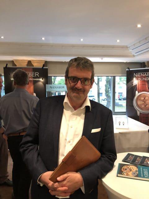 Frank Michael Müller, Geschäftsführer des Marktforschungsunternehmens Responsio