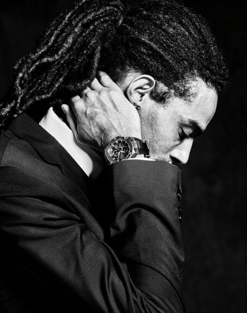 G-Shock-Ambassador Dustin Brown