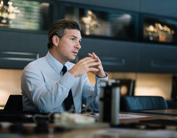 Louis Ferla: CEO von Vacheron Constantin