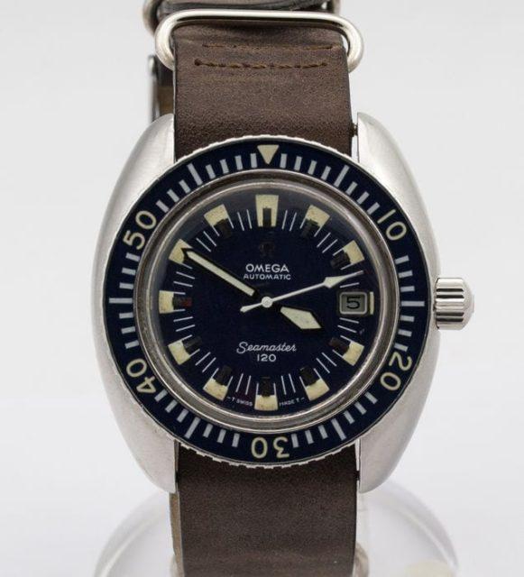 Omega: Seamaster 120