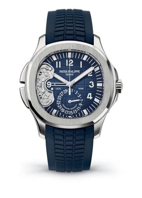 Patek Philippe Aquanaut Travel Time Ref 5650G Advanced Research