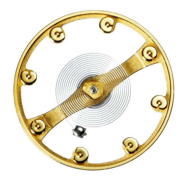 Patek Philippe Gyromax®-Unruh: Der erste Gangregler mit variablem Trägheitsmoment stammt von 1949
